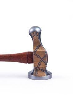 Metal Working Tools, Metal Tools, Old Tools, Planishing Hammer, Blacksmith Tools, Vintage Tools, Tool Steel, Jewelry Tools, Blacksmithing