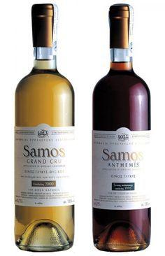 Το 1934, 25 τοπικοί συνεταιρισμοί ενώθηκαν και ίδρυσαν την Ένωση Οινοποιητικών Συνεταιρισμών Σάμου, που αντιπροσωπεύουν όλους τους καλλιεργητές του νη… #samos #greektips #greece, #samoswines #greekproducts