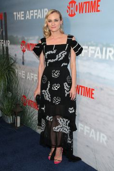 Diane Kruger // 'The Affair' Premieres in NYC