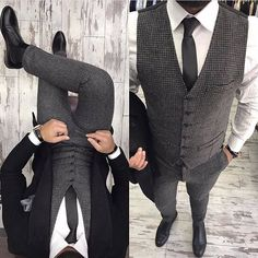 Stunning weekend wear! #gentlemanstyle #