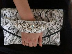 Stylish clutch bag by Habitue bags