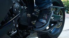 """Um projecto criado por um motociclista que conseguiu apoio através de acções de """"crowdfunding"""""""