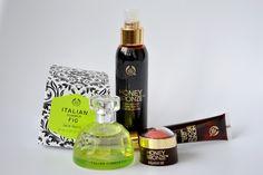 mundo de caty: Beauty Corner: Tra profumi e colori - Italian Summer Fig e Honey Bronze THE BODY SHOP
