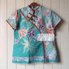 Fabric : Batik Encim Pekalongan