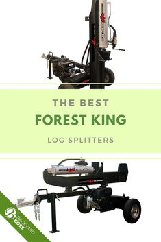 In the world of affordable log splitters, Forest King is a front-runner. The Chinese-made machines are designed to split wood into firewood, which is essential for any firewood production operation. We've picked out the best Forest King log splitters and reviewed them in detail to help you pick the right one for your needs. #firewood #woodchopping #logsplitting #logsplitter #logs Wood Chop, Log Splitter, Front Runner, Logs, Firewood, Are You The One, Garden Tools, Chinese, Backyard