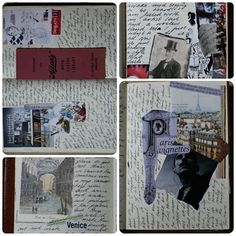 enviable journal pages