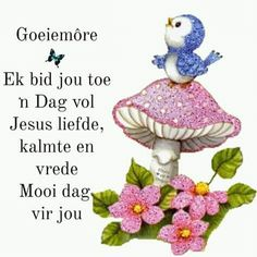 Lekker Dag, Rooster Painting, Goeie More, Afrikaans Quotes, Good Morning Wishes, Morning Greeting, Morning Quotes, Crochet Hats, Christmas Ornaments