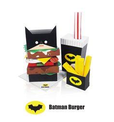 Hero Burger on Behance