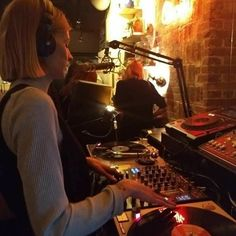 White Lie hails from Sweden but started DJing in Berlin late 2014, by true coincidence. What started out as an experiment and a cheeky way to poke fun at Berlin's male-dominated and very serious techn