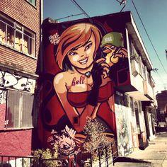 Grafiti de chapinero