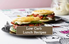 Low Carb Ketogenic Lunch Recipes