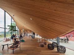 The Couch Tennis Club Architecture – Fubiz Media