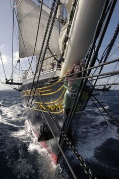 Sailing from Spain to Portugal (June 19 - June 24, 2014) - Stad Amsterdam