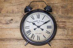 Objects | A Loja do Gato Preto - España. Relógio de Parede XL Preto