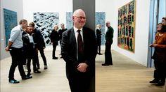 kunstner Brandts - Rekord: 17.000 så Jesper Christiansen på Brandts.
