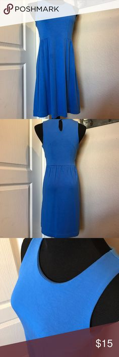 🔥Blue Summer Dress ▪️Worn once for a Mothers Day Brunch. Washed and air dried▪️Purchased at Macy's ▪️Great quality fabric, not thin at all. Extra lining at bodice ▪️Great for every day, work or special occasions ▪️Bundle & Save ❤️Ships ASAP ❤️ Donna Ricco Dresses