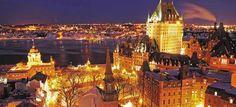 Onde Ficar Em Quebec #viagem #viajar