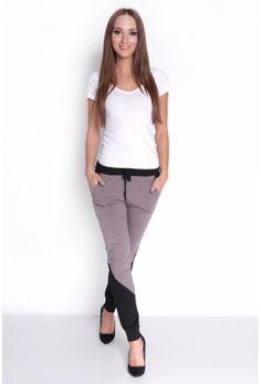 Dámske tepláky elastické farba cappucino, veľkosti S/M, L/XL Style, Fashion, Fashion Styles, Fashion Illustrations, Trendy Fashion, Outfits, Moda