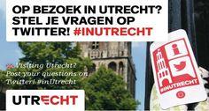 Utrecht introduceert unieke Twitter service