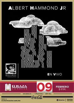 #Conciertos #Gigs // Febrero se acerca y nos traerá buenos conciertos en El Plaza