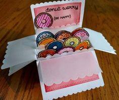 Donut Worry - Scrapbook.com