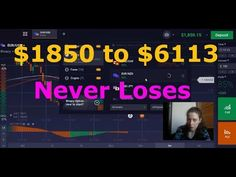 Binary Options  $1850 to $6113  Never Loses Awesome Method [Tags: BINARY OPTIONS $1850 $6113 Awesome BINARY Loses Method Never Options]