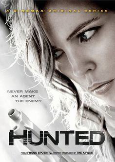 SAM HUNTER TV Series Update - Hunted Season 2 - Seriable