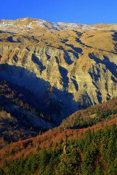 Gramos is a mountain range on the border of Albania and Greece #exploreGreece_hellenicdutyfree