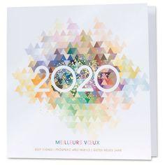 carte de voeux 2020 originale Les 32 meilleures images de Cartes de voeux | Cartes de voeux
