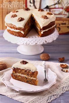 Carrot cake by Irina Kupenska, via Flickr