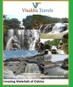 Amazing #Waterfalls of #Odisha