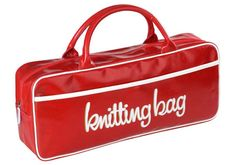 Hydrangea Girl: I want it now - Kidston knitting bag
