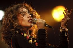 Riff Cohen by asafantman, via Flickr.  Love her music and style !!