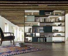 Einzelmöbel wohnzimmer ~ Fgf mobili ks16 bücherregal interiors and house