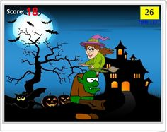"""Math Monsters"" (Juego de Fracciones y Números Decimales equivalentes) Decimal, Monster Games, Halloween Math, 8th Grade Math, Math Games, Monsters, Fictional Characters, Halloween Games, Learning Numbers"