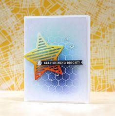 SSS-August Card Kit | Doublestick Heaven