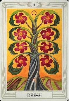 Crowley Thoth Tarot ► Prudence