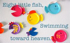 paper plate fish – MADE EVERYDAY