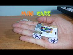 DIY tutorial simple mini cars, mini cars super speed - YouTube