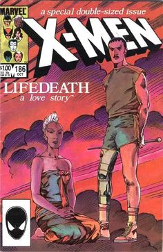 X-Men:  Lifedeath (a love story)