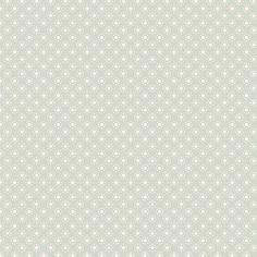Stoff Tilda Nina mint grau creme weiß Blümchen