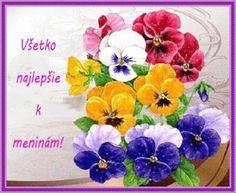 """Photo from album """"Цветы (анимация)"""" on Yandex. Magdalena, Congratulations, Floral Wreath, Wreaths, Table Decorations, Tableware, Home Decor, Sweet, Musik"""