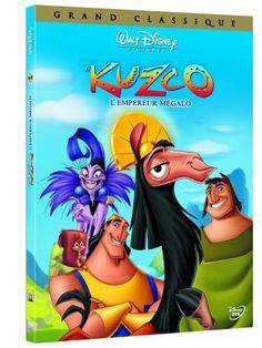 Kuzco, l'empereur mégalo DVD ~ David Spade, http://www.amazon.fr/dp/B00005QB3J/ref=cm_sw_r_pi_dp_fcpGsb0S2XQVG