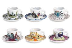Love! Illy Collaborates With Emilio Pucci for Mugs and Cups We're Coveting This Fall
