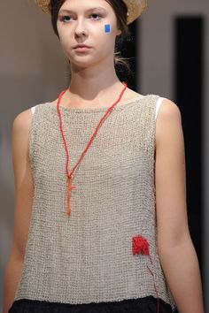 Daniela Gregis at Milan Fashion Week Spring 2016 - Livingly