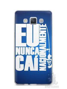 Capa Capinha Samsung A7 2015 Time Cruzeiro #4 - SmartCases - Acessórios para celulares e tablets :)