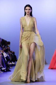 Elie Saab Haute Couture Spring Summer 2014 Paris
