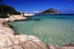 Paradise Beach, Thassos, Greece