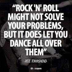 158 Best Rock And Roll Quotes Images Lyrics Music Lyrics My Music