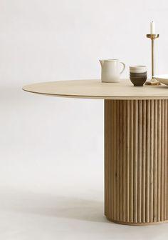 Asplund - Palais Royal Table. Designed by Anya Sebton & Eve Lilja Lowenhielm.